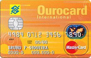 Cartão Universitário Banco do Brasil
