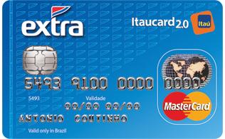 Extra Itaucard Mastercard