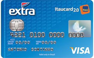 Itaucard EXTRA Visa