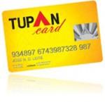 Tupan Card