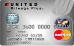 United Mileage Plus MasterCard Platinum
