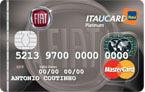 Fiat Itaucard MasterCard Platinum