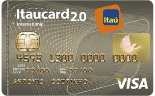 Itaucard Visa Internacional