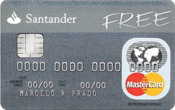 Santander Free MasterCard