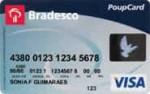 Poupcard Bradesco Visa