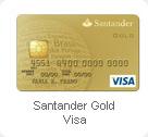 Santander Gold Visa