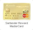 Santander Reward MasterCard