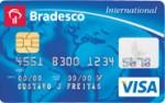 Bradesco Visa Universitário Internacional