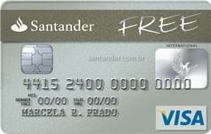 Santander Free Visa
