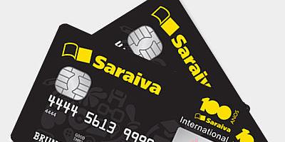 Cartão Saraiva