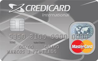 Credicard Mastercard Internacional