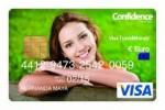 Cartão Confidence Personalizado