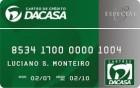 Cartão Dacasa