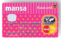 Marisa Itaucard 2.0 Nacional Mastercard