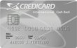 Credicard Cash Back International