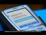Compras no Crediário com Cartão de Crédito