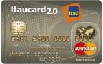 Itaucard 2.0 Internacional Mastercard