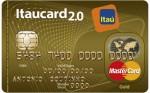 Itaucard 2.0 Gold Mastercard