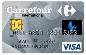 Quero Pedir um Cartão Carrefour