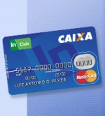 CAIXA IN CLUB MASTERCARD