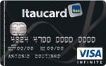 Itaucard Visa Infinite