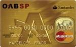 Santander OAB-SP MasterCard