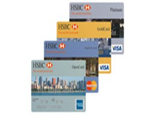 Cartões HSBC