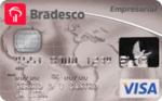 Cartão Bradesco Empresarial Visa