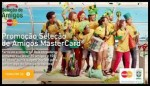 Promoção Seleção de Amigos Mastercard
