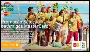 Seleção de Amigos Mastercard