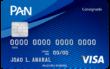 Cartão Consignado PAN Visa