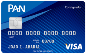 PAN Consignado Visa