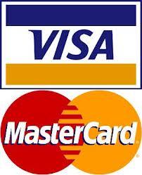 Visa ou Mastercard?
