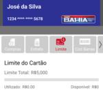 Casas Bahia Visa Internacional