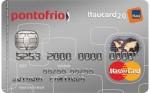 Ponto Frio Itaucard 2.0 Nacional MasterCard