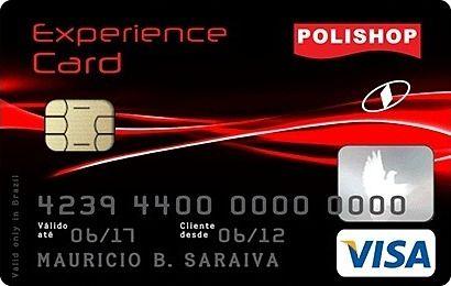 Cartão Polishop