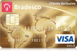 Bradesco Visa Gold Cliente Exclusive