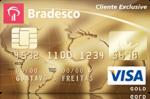 Bradesco Visa Gold Cliente Exclusive