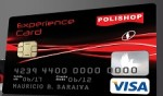 Polishop Experience Card