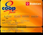 Coop Fácil BradesCard