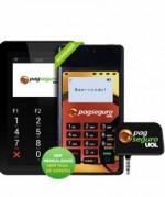 Novo Leitor de Cartão de Crédito PagSeguro