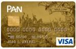 PAN Visa Gold