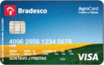 AgroCard Bradesco Visa