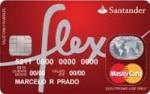 Santander Flex Nacional MasterCard
