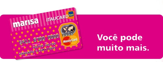 Cartão Marisa Mastercard