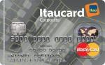 Itaucard Corporate Mastercard