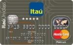 Itaú Uniclass Platinum MasterCard