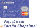 Cartão Shoptime Mastercard