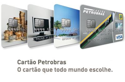 Cartão Petrobras