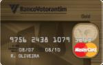 Banco Votorantim Mastercard Gold